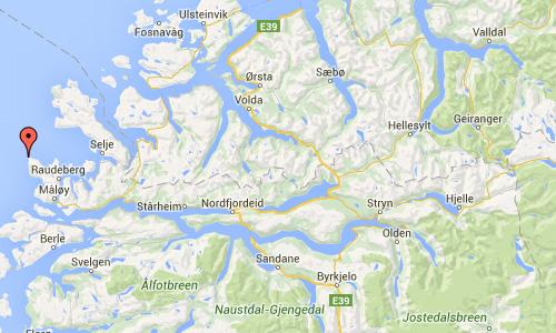 2016 - Kråkenes fyr maps01