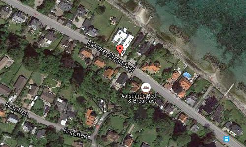 2016 - Nordre Strandvej in Ålsgårde Danmark Maps02