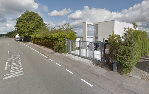 2016 - Nordre Strandvej in Ålsgårde, Danmark (Google Streetview)