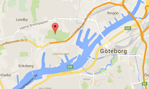 2016 - Panoramavägen in Göteborg Maps1