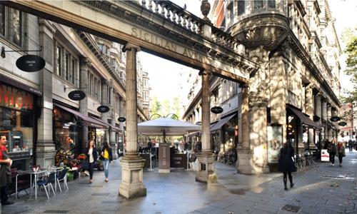 2016 - Sicilian Avenue