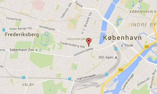 2016 - Værnedamsvej Maps01
