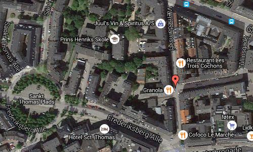 2016 - Værnedamsvej Maps02