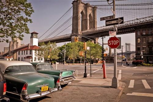 Old Fulton Street NY
