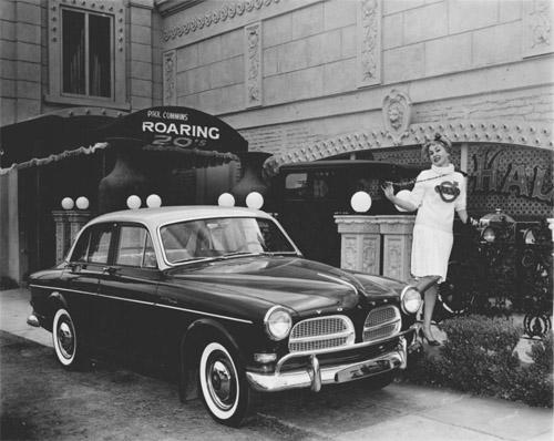 1960 - Volvo 122 S