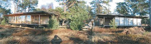2016 - Villa Ljunghusen in Ljunghusen in Skanör-Falsterbo