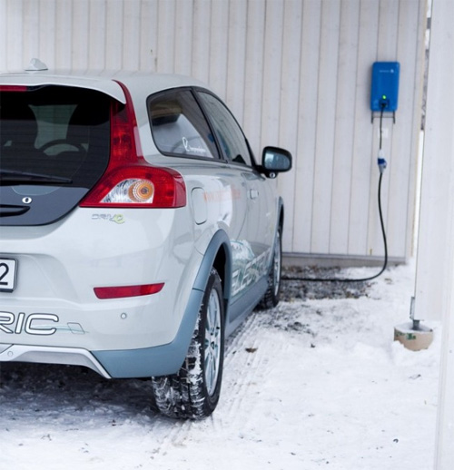2011 - Volvo C30 Electric