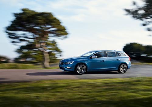 2015 - Volvo V60 Plug-in Hybrid R-Design