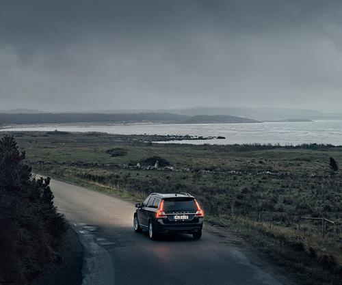 2015 - Volvo V70
