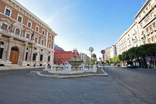 2016 - Corso Cavour in Bari