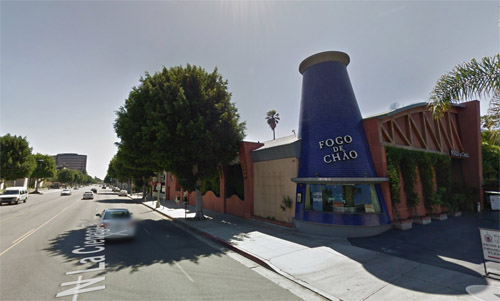 2016 - 133 N La Cienega Blvd in Beverly Hills in California, USA (Google Streetview)