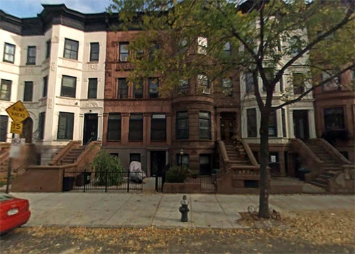 2016 - Sterling Pl in Brooklyn New York USA (Google Streetview)