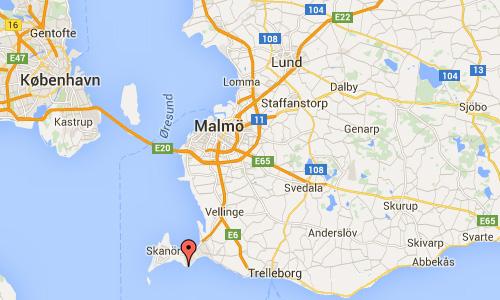 2016 - Villa Ljunghusen Maps01
