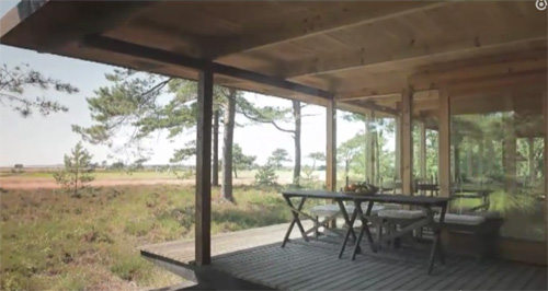 2012 - Villa Ljunghusen in Ljunghusen in Skanör-Falsterbo (TV8)