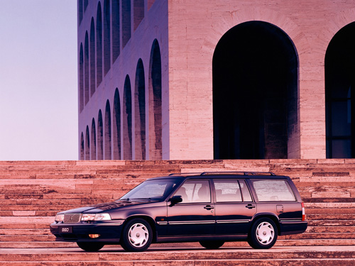 1995 - Volvo 960