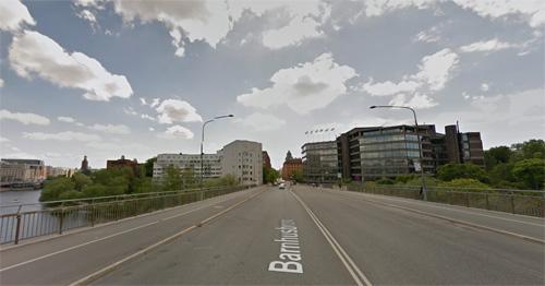 2016 - Barnhusbron in Stockholm (Google Streetview)