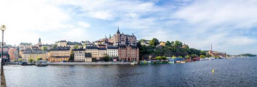 2016 - Munkbrohamnen in Stockholm 02
