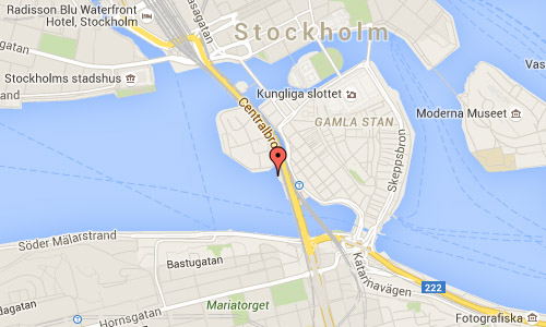 2016 - Munkbrohamnen in Stockholm Maps01