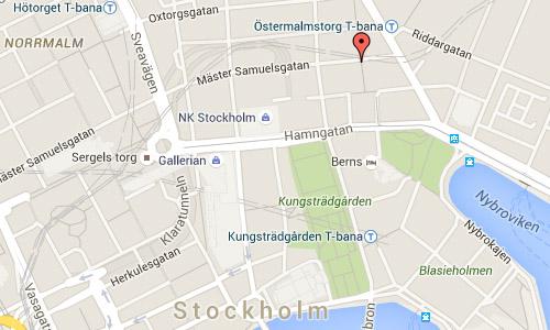 2016 - Wienercafeet at Mäster Samuelsgatan in Stockholm Maps01