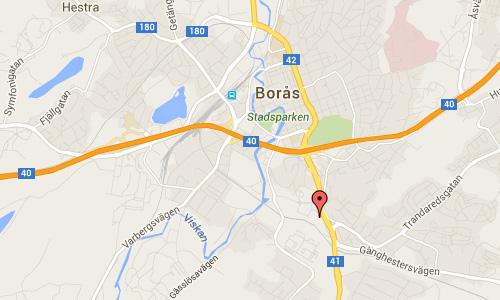 2016 - Åhaga in Borås Maps01