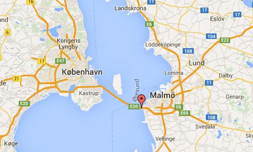 2016 - Öresundsbron Maps01