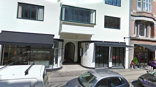 2016 - Store Strandstræde in Copenhagen (Google Streetview)