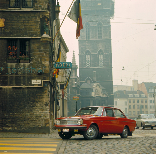 1967 - Volvo 142