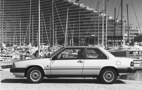1985 - Volvo 780