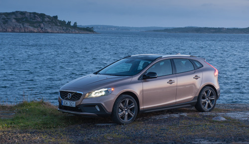 2013 - Volvo V40 Cross Country