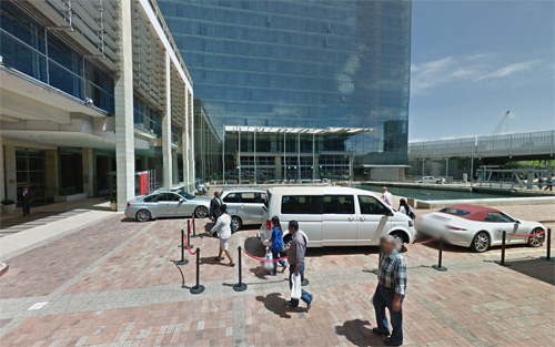 2013 - The Westin Cape Town Hotel at Convention Square on Lower Long Street in Cape Town, South Africa (Google Streetview)