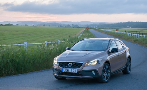 2014 - Volvo V40 Cross Country