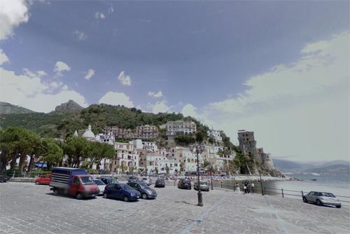 2016 - Via Galea in Porto di Cetara in Cetara in Italy (Google Streetview)