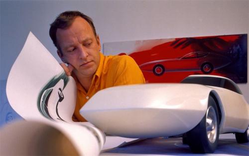 2016 - Jan Wilsgaard - Volvo Designer