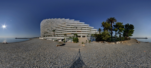 Amiral Building, Marina Baie des Anges, Villeneuve Loubet