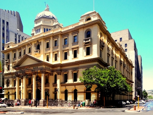 2016 - Standard Bank at Adderley St in Cape Town SA