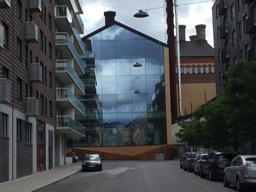 2016 - Stora Bryggeriet (own photo)