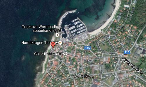 2016 - Storgatan in Torekov Maps02