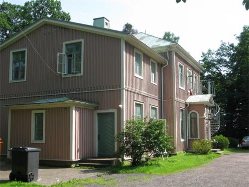 2016 - Villa Ellesbo on Ellesbobacken 4-6, Kungälv
