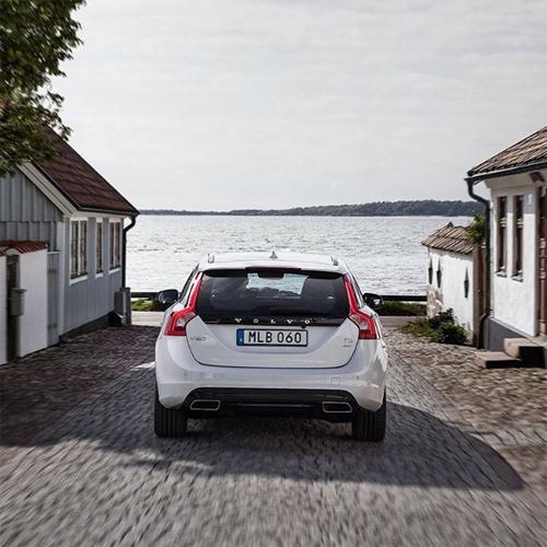 2016 - Volvo V60 in Torekov
