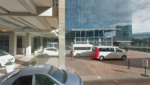 2016 - The Westin Cape Town Hotel at Convention Square on Lower Long Street in Cape Town, South Africa (Google Streetview)