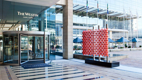 2016 - Westin Cape Town Hotel