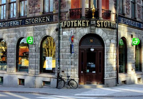 2016 - Apotek Storken