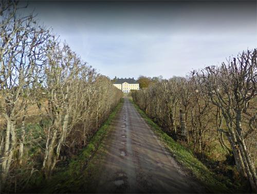 2016 - Björksund Slott in Tystberga (Google Streetview)