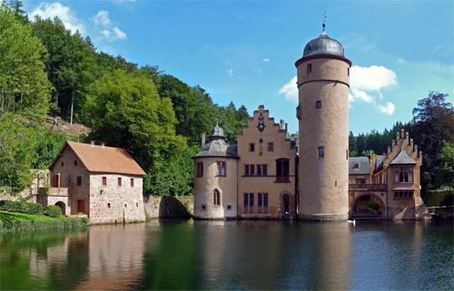 2016 - Schloss Mespelbrunn 02