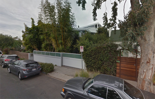 2016 - Skywave house on Indiana Ave in Venice Los Angeles USA (Google Streetview)