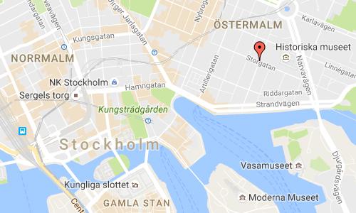 2016 - Styrmansgatan in Stockholm Maps01
