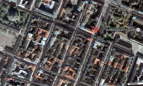 2016 - Styrmansgatan in Stockholm Maps02