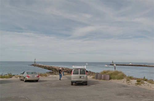 2016 - W Lake Dr in Montauk on Long Island, USA (Google Streetview)