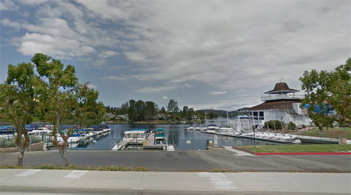 2016 - Westlake Yacht Club on on Lindero Canyon Rd in Westlake Village, California, USA (Google Streetview)