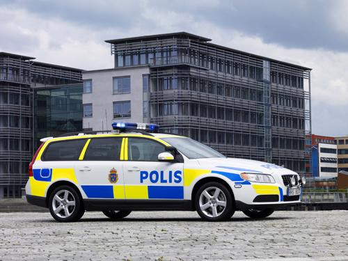 2007 - Volvo V70 Polis